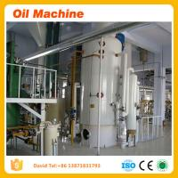 Wholesale Soybean oil processing equipment soya processing plant soyabean oil refinery plant from china suppliers