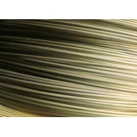 Wholesale 0Cr21Al6Nb Fecral Alloy Spiral Furnace Heating Wire DIN 17470 from china suppliers