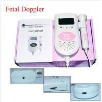 JPD-100S6 LCD Pocket Fetal Doppler Ultrasound Prenatal Detector Baby Fetal Heart Monitor for sale