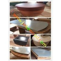 Wholesale sell walnut color restaurant table top from china suppliers