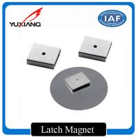 High Corrosion Resistance Custom Made Magnets Latch Magnet For Speakers for sale