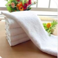 Wholesale Cheap 16s/21s White Disposable Hotel Shower Towels from china suppliers