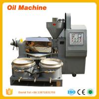 Wholesale Moringa oil extractor machine edible oil processing mill equipment from china suppliers