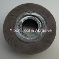 Wholesale 350*50*32mm Plane Flap Wheel for Polishing Steel Pipe from china suppliers