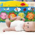 China Kick and Play Crib Piano Mat for sale