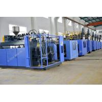 China Jeyycan Bottles Small Plastic Blow Molding Machine High Speed 4.8*2.3*3.5m on sale