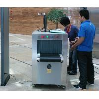 Wholesale LCD screen X Ray Baggage Scanner For Security inspection Tunnel Metal Detector from china suppliers