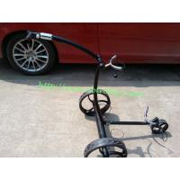 Wholesale 2014 Germany Stainless steel remote golf trolley black beauty with lithium battery from china suppliers