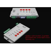 Wholesale 4 Output Dmx Sd Card Controller , Dmx512 SPI IR Wireless Rgb Led Pixel Controller from china suppliers