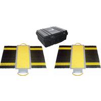 Wireless Portable Dynamic Axle Truck/Vehicle/Wheel Scale Weighbridge Weighing Pad IN-PT011-2