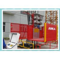 High Performance Construction Material Hoist / Material Lift Elevator