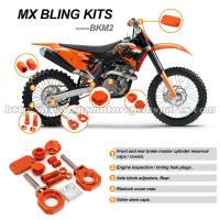 CNC Billet  Aluminum Alloy MX Bling Kit for KTM for sale