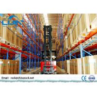 Wholesale Heavy Duty metal Industrial Storage Rack For Warehouse / factory from china suppliers