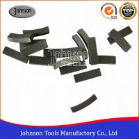 Wholesale 25 - 350mm Laser Welded Diamond Core Bit Segments For Construction from china suppliers
