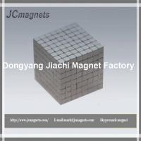 Strong Block Customzied Shape NdFeB Neodymium Permanent Industry Magnet for sale