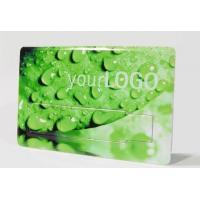 Buy cheap Business Card USB Flash Drive Promotion from wholesalers