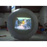 Wholesale Giant 0.2mm PVC Projection Inflatable Helium Balloon for Political events from china suppliers