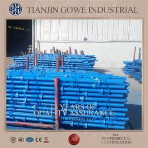 Galvanized metal ladder scaffold system / scaffolding accessories