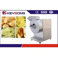 Wholesale 380v / 220v  65kw Potato Chips Making Machine / Cutter High Automation 100-150kg / H Output from china suppliers