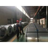 Quality GL / Hot Dipped Galvalume Steel Coil 55% DX51D+AZ For Roofings / Decking Plates for sale