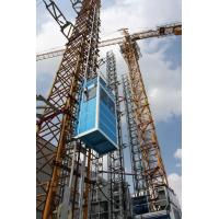 Wholesale Rack / Pinion Driven Industrial Lifts Elevators , Construction Site Lift AK280 from china suppliers