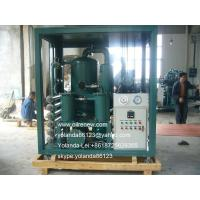Weather-Proof (Enclosed Type) Vacuum Dielectric Oil Filtering Unit | Transformer for sale