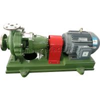 Buy cheap Horizontal Centrifugal Transfer Pump , Food Grade Stainless Steel Edible Oil from wholesalers