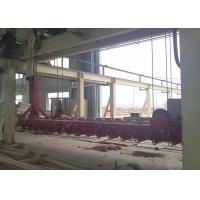 Wholesale 4.8m mould MINGJIE AAC Block Plant , AAC Block Machine For Fly Ash Brick from china suppliers