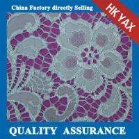 Wholesale 2014 china factory Most fashionable design 100% nylon lace fabric for years in good design YAXL-1520 from china suppliers
