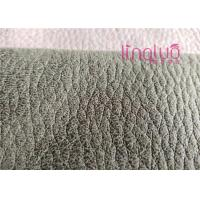 Wholesale Suede Upholstery Shoes Fabric 100% Polyester Easy Clean For Stretch Boots from china suppliers