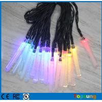 christmas light battery operated 10leds Icicle string lights for sale