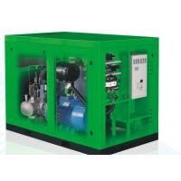 Wholesale Air Cooled 12.5 Bar Oil Free Twin Screw Air Compressor / 75 KW Rotary Screw Air Compressors from china suppliers