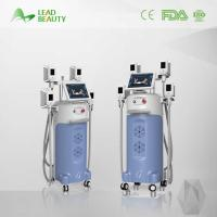 Quality 4 handles cryolipolysis cool shape machine weight loss machine for sale