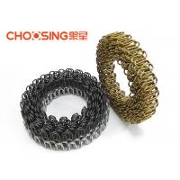 Long Wire Zig Zag Springs 120 Feet Standard Arc Upholstery Sinuous Spring 3.8mm In Roll