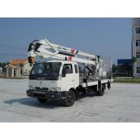 Wholesale 14m Dongfeng Single Cab Light Aerial Truck with Crane from china suppliers