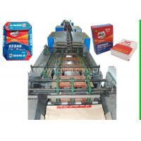 Wholesale 50kg Multi - Wall Tea Food Paper Bag Making Machine With Automated Servo System from china suppliers