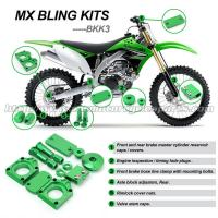 Aluminium Bling Kit Motocross Racing Parts for sale