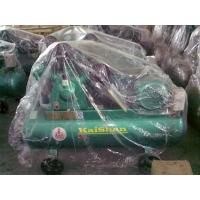 Wholesale 22Kw Industry Piston Air Compressor , 105CFM Gas Driven Compressor from china suppliers