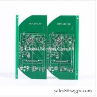China SMT Service HASL 1 OZ two layers PCB board electronic circuit for medical device for sale