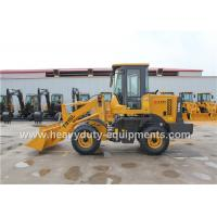 Wholesale SINOMTP Mini Wheel Loader T915L With 0.8 Ton Loading Capacity 0.32m3 Bucket from china suppliers
