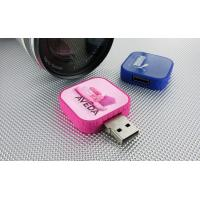 TRIX Square Twister Customized USB Flash Drive / Pendrive with 32G, 16G Memory (MY-U231) for sale