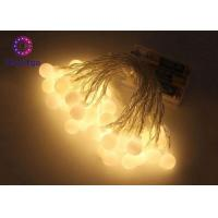 Wholesale Globe Indoor Christmas String Lights Wedding Xmas Party Battery Powered from china suppliers