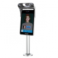 Wholesale Temperature Measurement 8 Inch 400cd/m2 Face Recognition Camera from china suppliers