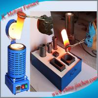 Wholesale Mini 1-3kg Gold Melting Furnace for Sale Jewelry tools and Equipment Gold Making Machine from china suppliers