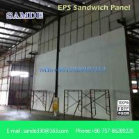 China Building construction company decorate concrete walls removable wall partition panel on sale