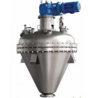 Closed Single Cone Vacuum Drying Equipment DZG Series Sterile Grade For Indoor
