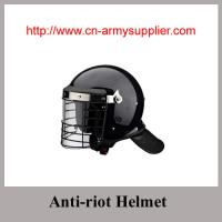 Wholesale Wholesale cheap China Anti riot helmet baton shield from china suppliers