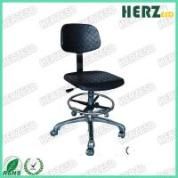 Wholesale 360 Degree Swivel ESD Office Chair , 630 * 830mm Height Adjustable Lab Chair from china suppliers