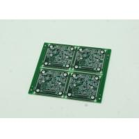 4 Up Array PCB Printed Circuit Board With Tooling Holes Fiducial Marks