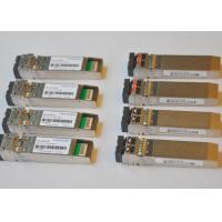 China 802.3ae SFP+ LR Optical Modules For SMF 10G Ethernet sfp-10ge-lr for sale